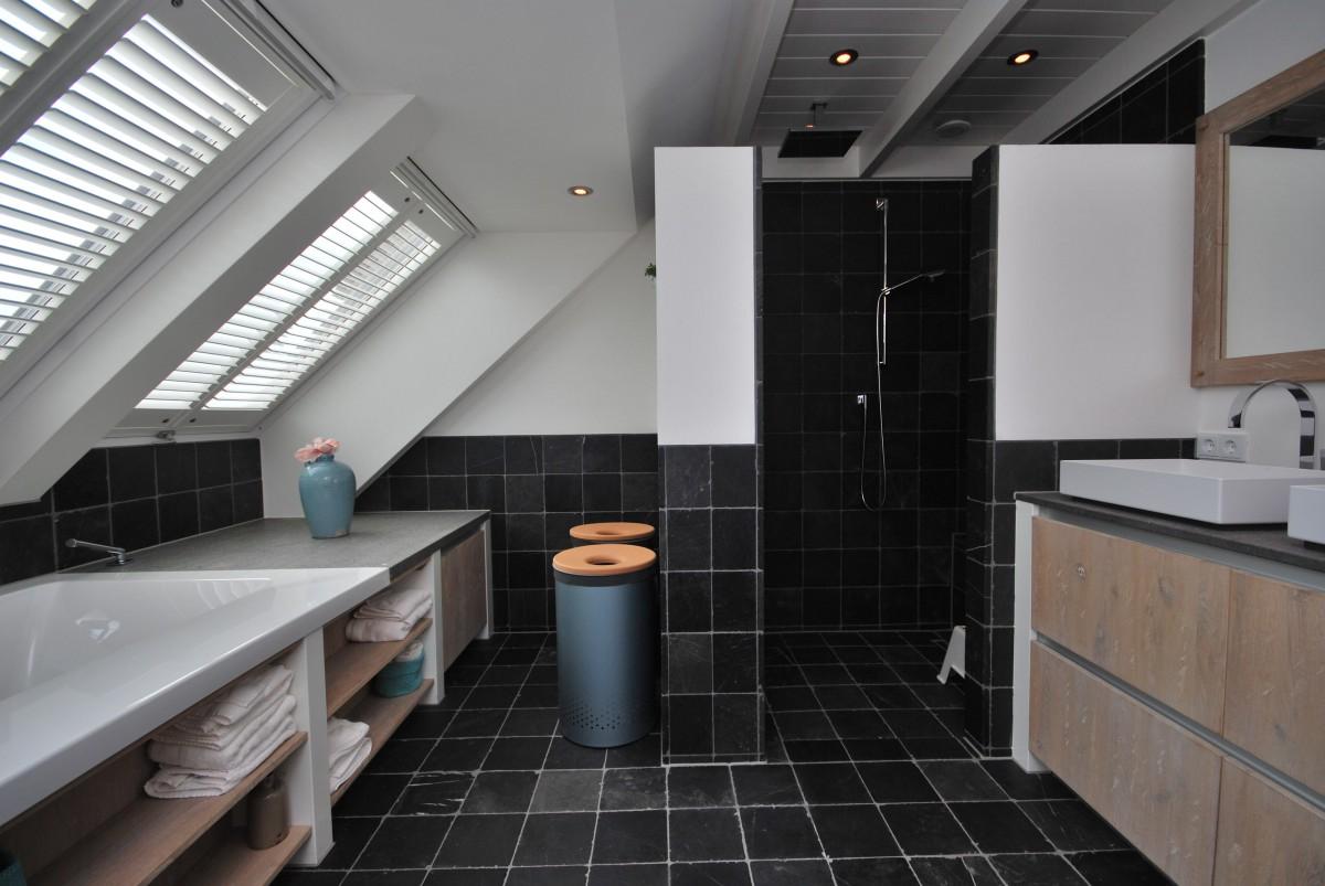 20170315 121943 houten wastafel badkamer - Sanitair opknappen ...