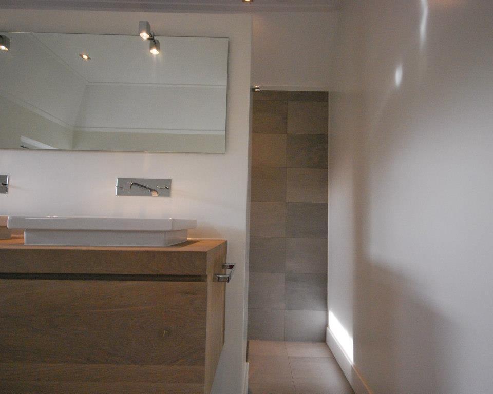 Strak Landelijke Badkamer : Badkamer landelijk modern. best toiletten badkamer hal in wognum