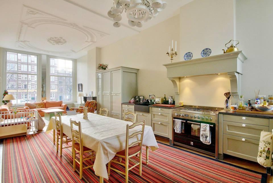 Keukens keukenhof - Hoe dicht een open keuken ...