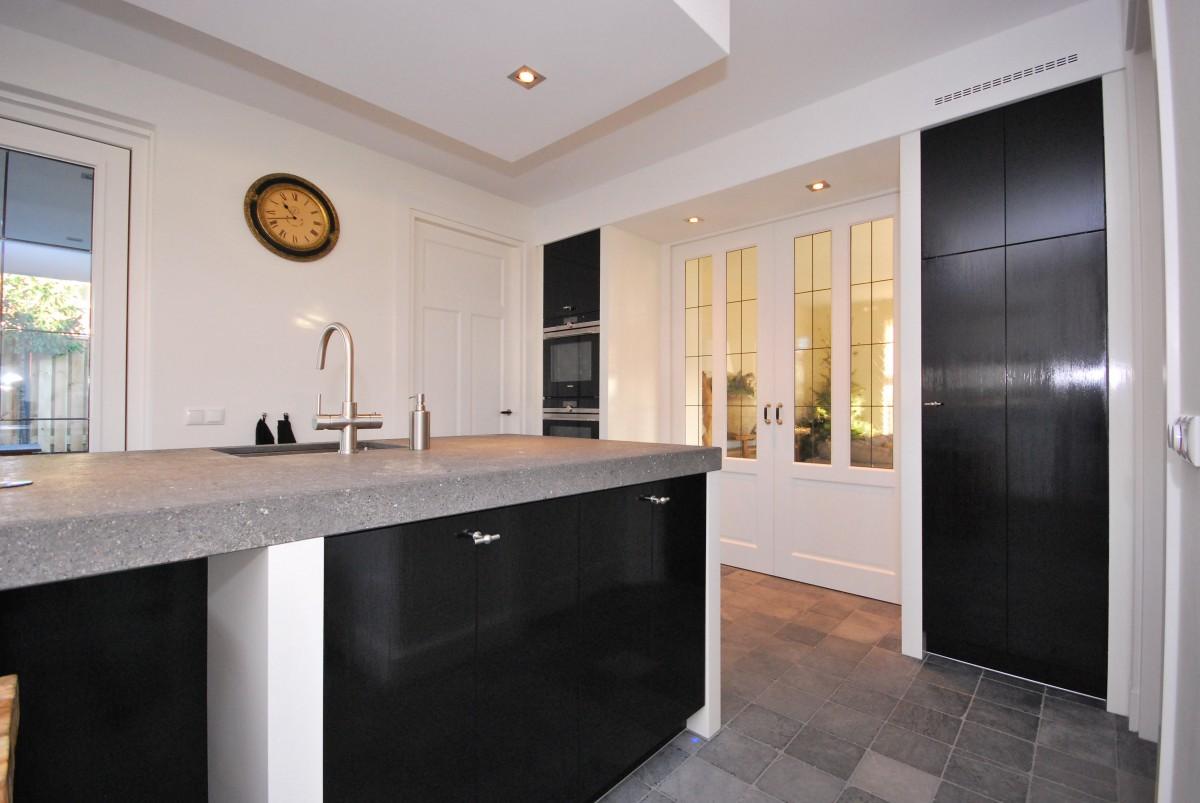 Keuken Badkamer Rijssen : Handgeschilderde woonkeuken rijssen keukenhof