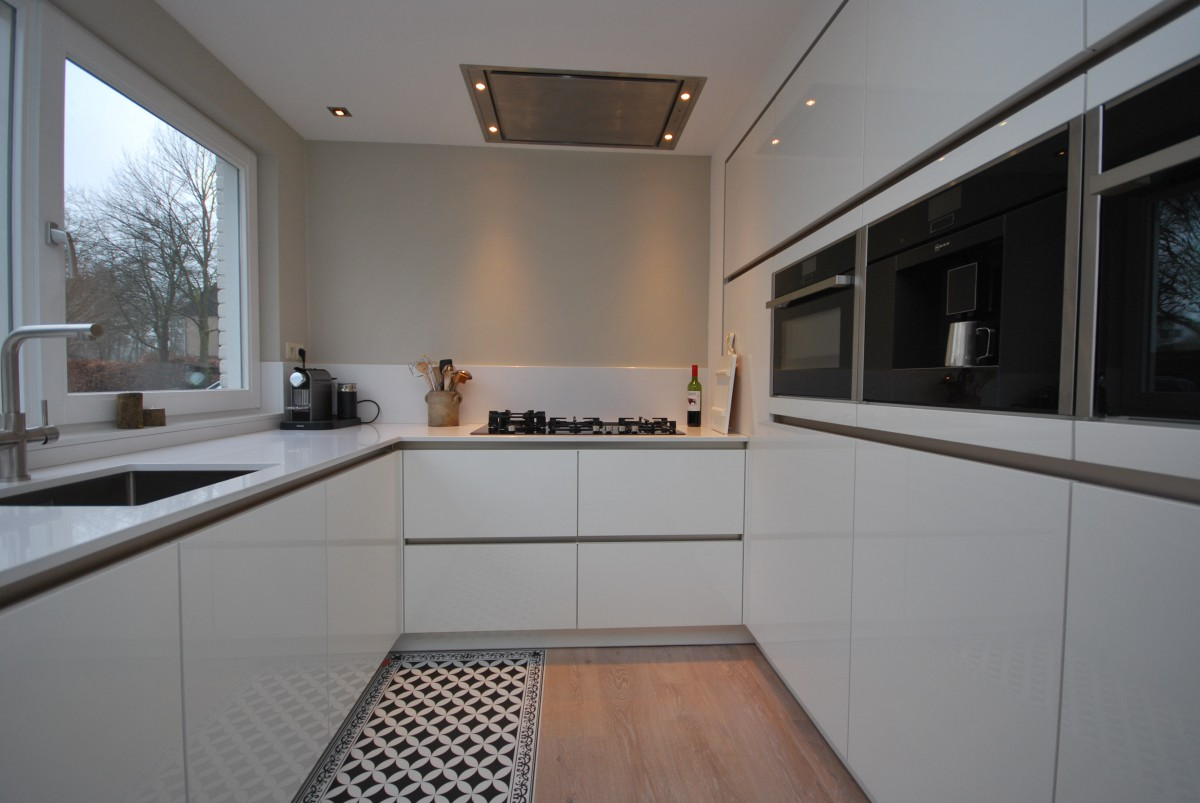 moderne keuken | goor | keukenhof, Badkamer