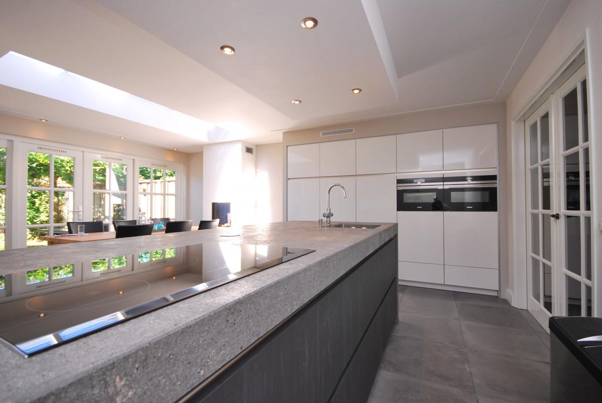 Hängeleuchte Modern moderne woonkeuken goor keukenhof