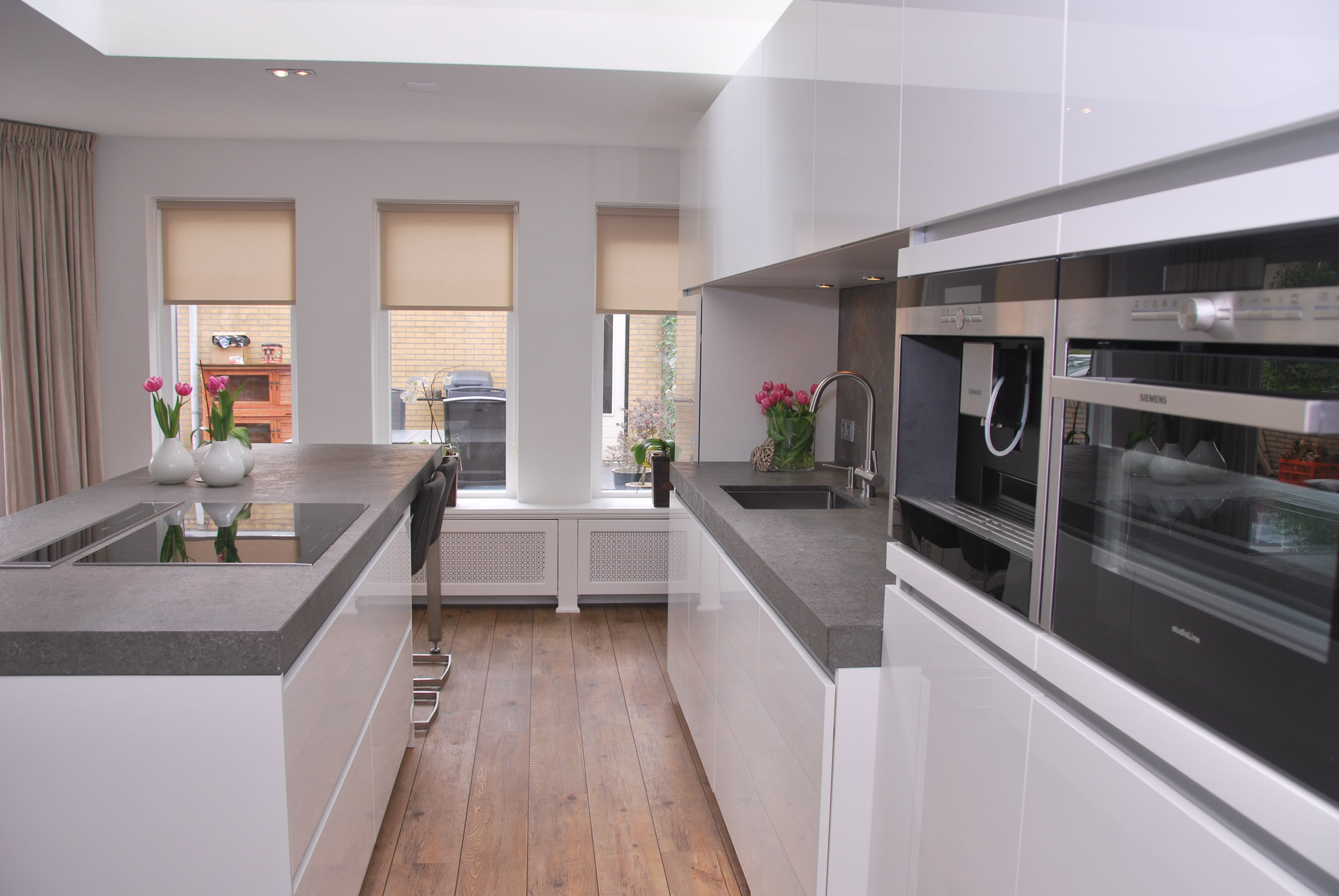 Wit Stoere Keuken : Industriele stijl keuken maison design navsop