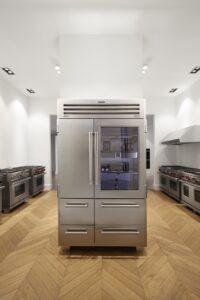 sub-zero-koelkast-rvs