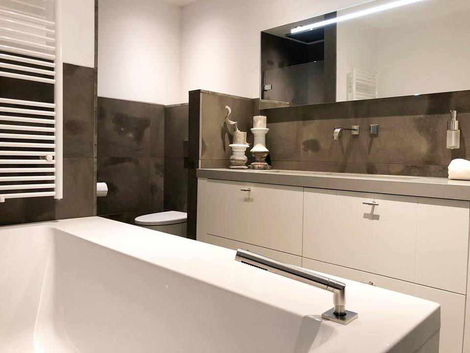 Badkamer handgeschilderd – Holten | Holten – Rijssen