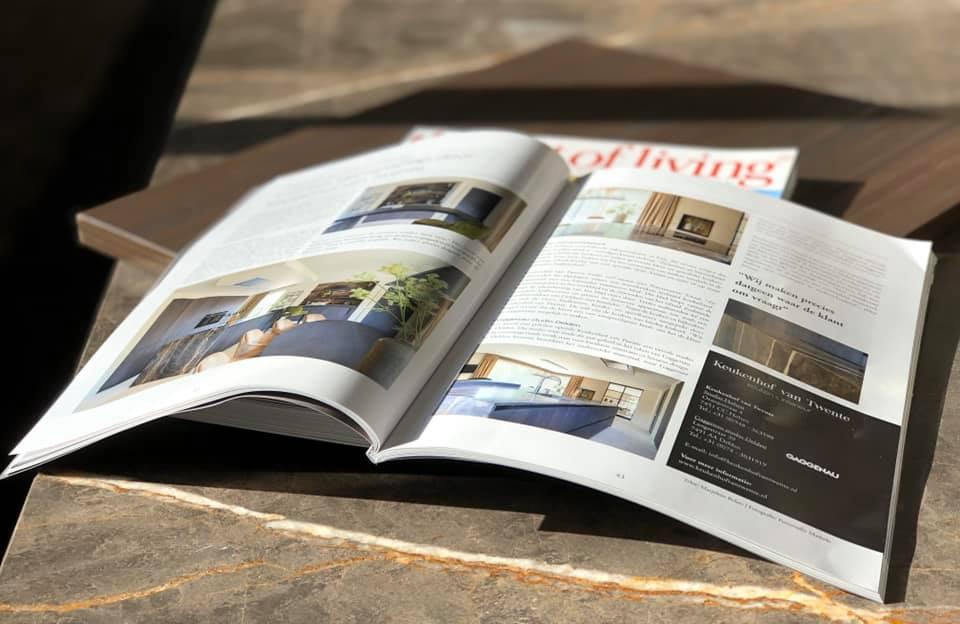 Badkamer en Keuken special | The Art of Living