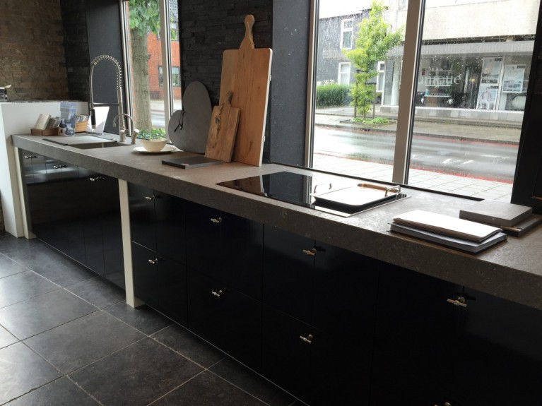 showroomkeuken tijdloos|holten | keukenhof, Badkamer