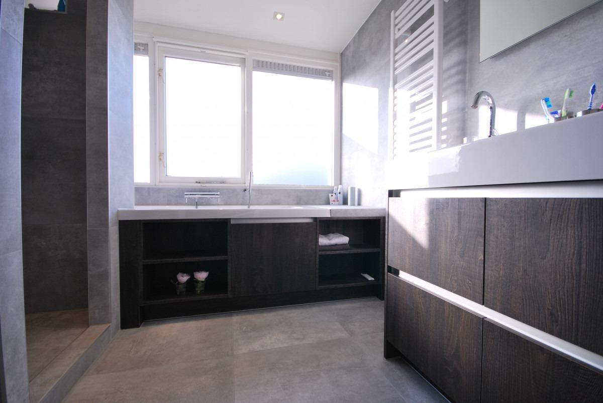 Moderne badkamer | Markelo